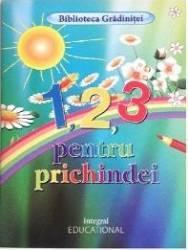 1 2 3 Pentru Prichindei Carti