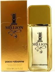 1 Million by Paco Rabanne Barbati 100ml Gel de Ras si Aftershave