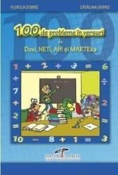 100 de probleme in versuri cu Doxi Alfi si Marteka - Florica Dobre title=100 de probleme in versuri cu Doxi Alfi si Marteka - Florica Dobre