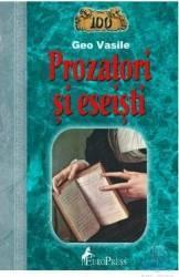 100 prozatori si eseisti - Geo Vasile