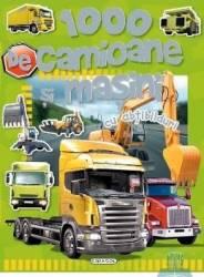 1000 de camioane si masini cu abtibilduri Carti