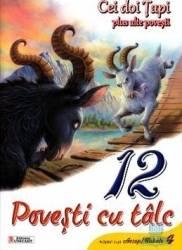 12 povesti cu talc - Cei doi tapi plus alte povesti Carti