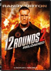 12 rounds 2 Reloaded DVD 2013 Filme DVD