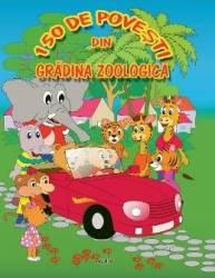 150 de povesti din gradina zoologica