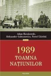 1989 toamna natiunilor - Adam Burakowski Aleksander Gubrynowicz Pawel Ukielski