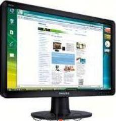 imagine Monitor LCD 20 Philips 200cw8fb 200cw8fb