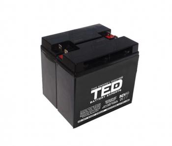 Set of 4 Alpha Technologies 3000XL UPS Replacement Batteries