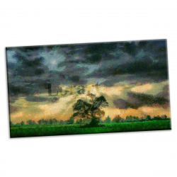 pret preturi Tablou canvas printat digital - Guacamaya - 90x54 cm