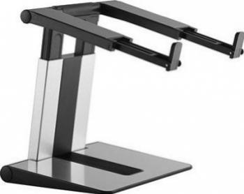 pret preturi Suport de birou GBC PLW-01 pentru laptop diagonala 10 - 15.6 si max. 5kg reglabil pe inaltime