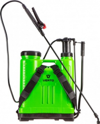 pret preturi Pompa de stropit manual 15l 2.5-3.5 bar Verto 15G507