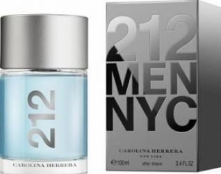 212 Men by Carolina Herrera Barbati 100ml Gel de Ras si Aftershave