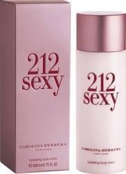 212 Sexy by Carolina Herrera Femei 200ml Lotiuni, Spray-uri, Creme