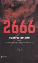2666 - Roberto Bolano Carti