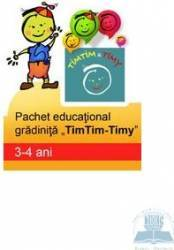 3-4 ani Pachet educational gradinita Timtim-Timy