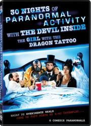 30 NIGHTS OF PARANORMAL ACTIVITY DVD 2013