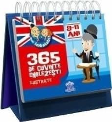 365 De Cuvinte Englezesti Ilustrate 9-11 Ani