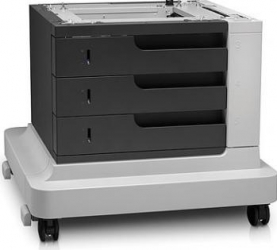 3x500-sheet Paper Feeder with Stand HP LaserJet Enterprise M4555 Accesorii imprimante