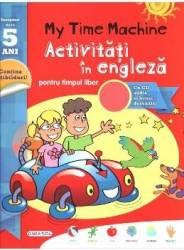5 Ani+ - Activitati In Engleza Pentru Timpul Liber + cd