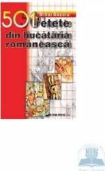 501 retete din bucataria romaneasca - Mihai Basoiu Carti