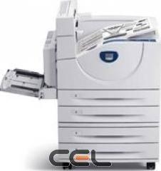 Imprimanta Laser Monocrom Xerox Phaser 5550N Retea A3 Imprimante Laser