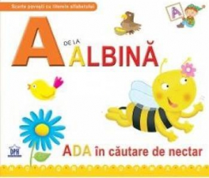 A de la Albina - Ada in cautare de nectar necartonat