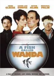 A Fish Called Wanda DVD 1988