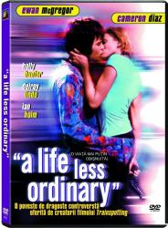 A LIFE LESS ORDINARY DVD 1997