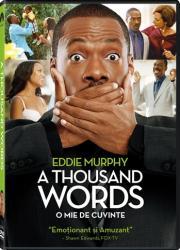A thousand words DVD 2012 Filme DVD