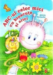 ABC-ul celor mici cu broscute si arici - Silvia Ursache