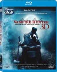 ABRAHAM LINCOLN THE VAMPIRE HUNTER BluRay 3D 2012 Filme BluRay 3D