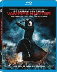 Abraham Lincoln. The vampire hunter BluRay 2012 Filme BluRay