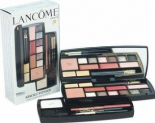 Paleta de culori Lancome Absolu Voyage Complete Make-Up Make-up ochi