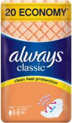 Absorbante Always Classic Duo Normal 20 buc Igiena intima