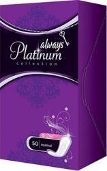 Absorbante Always Platinum Liners Deo 50 buc