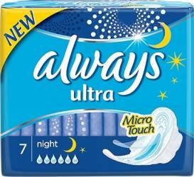 Absorbante Always Ultra Night 7 buc Igiena intima