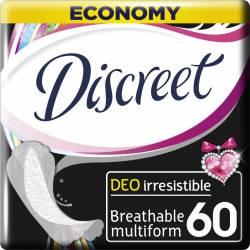 Absorbante zilnice Discreet Irresitible 60 buc Igiena intima