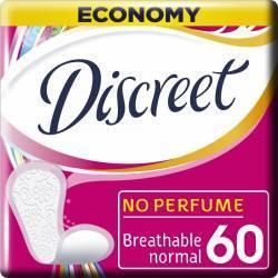 Absorbante zilnice Discreet normal deo 60 buc Igiena intima