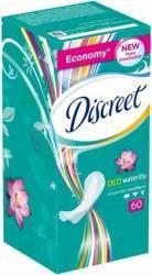 Absorbante zilnice Discreet Water Lily deo 60 buc Igiena intima