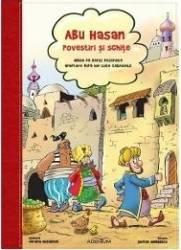 Abu-Hasan. Povestiri si schite. Album de benzi desenate dupa Ion Luca Caragiale Carti