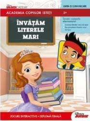 Academia copiilor isteti - Invatam literele mari - 3+