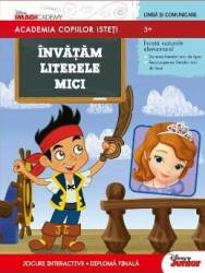 Academia copiilor isteti - Invatam literele mici - 3+