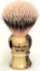 Accesoriu barbierit Truefitt and Hill Pamatuf de barbierit Regency Imitatie Corn Gel de Ras si Aftershave