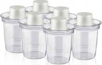 Accesoriu biberon Tommee Tippee Closer To Nature Milk Powder Doses Biberoane, tetine si accesorii