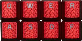 Accesoriu gaming HyperX FPS & MOBA Gaming Keycaps Upgrade Kit (Red) Accesorii