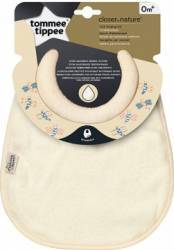 Accesoriu Tommee Tippee Closer To Nature Cotton Bibs For Nursing