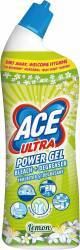 Ace Power gel inalbitor si degresant Lemon 750ml Detergent si balsam rufe