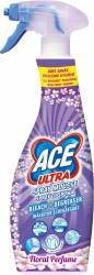 Ace spray cu spuma inalbitor si degresant Floral 700ml Detergent si balsam rufe
