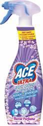 Ace spray cu spuma inalbitor si degresant Floral 700ml Detergent si balsam rufe