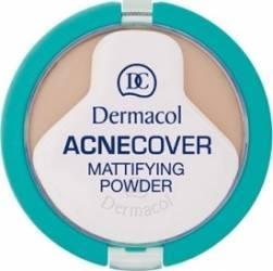 Pudra Dermacol Acnecover Matte Powder - Porcelain