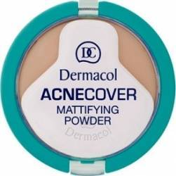 Pudra Dermacol Acnecover Matte Powder - Shell